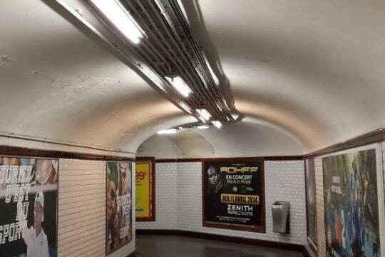 Led Tube For Metro 2
