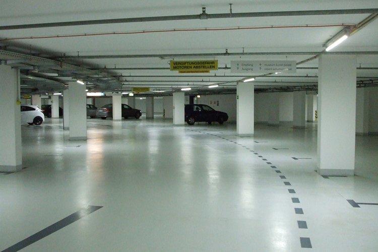 LED Tube For Parking Lot 2