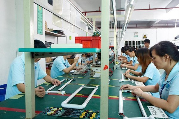 LED Tube Production Line