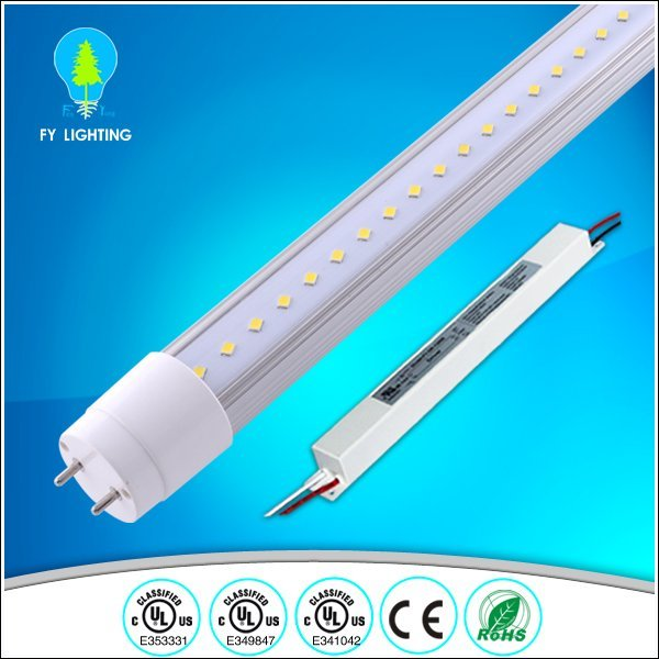 Dimming T8 LED Tube-Extemal drive