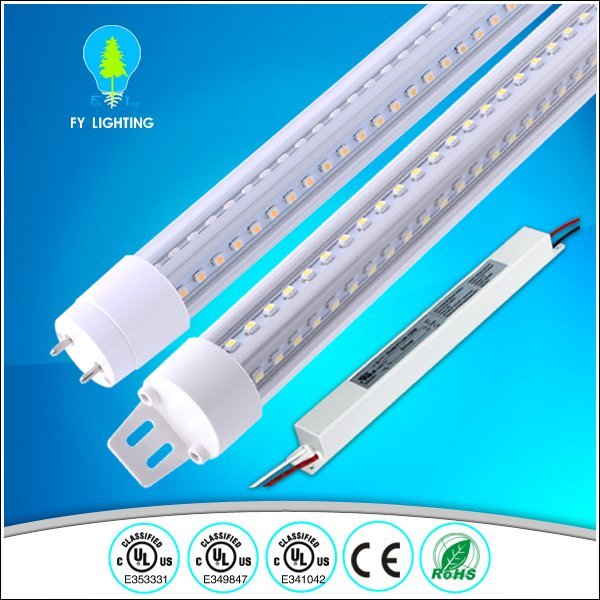 Cooler LED Tube Light- 180°、240°