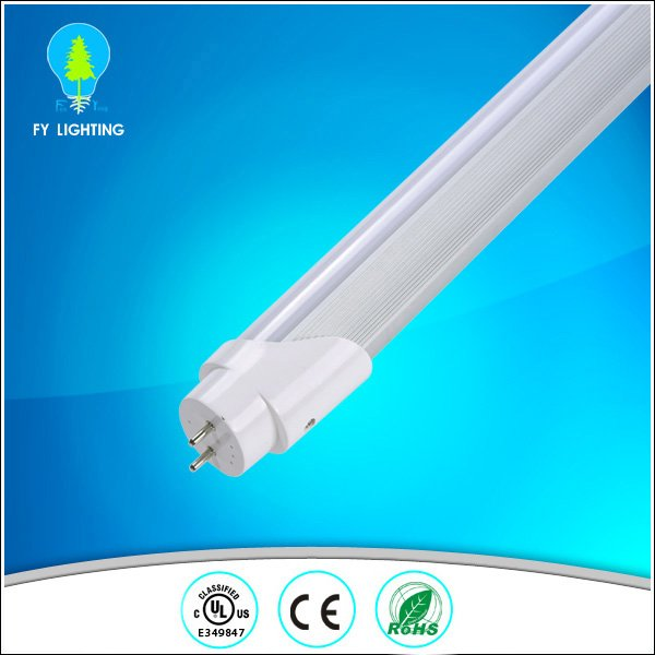 Oval T8 LED Tube Light-Internal driver