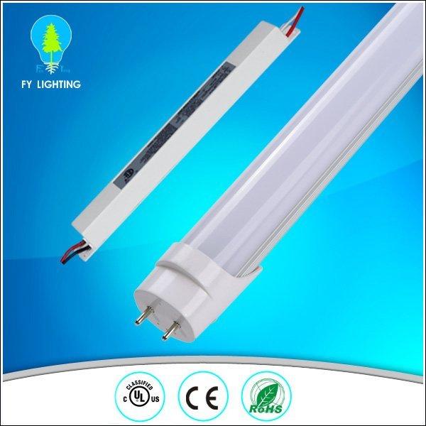 Oval T8 LED Tube Light - Extemal drive
