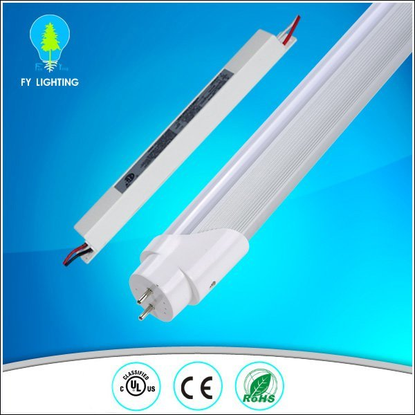 Oval T8 LED Tube Light - Extemal drive