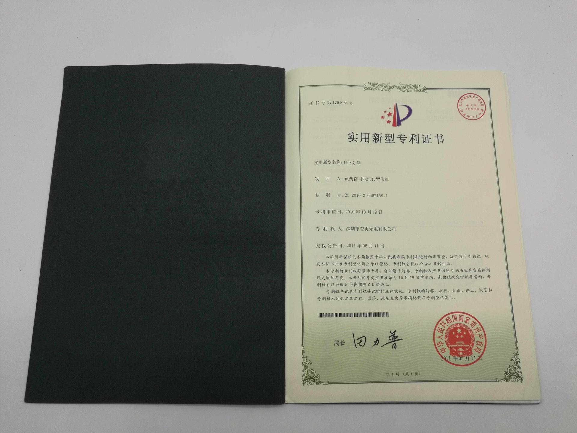 led patent (20)